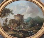 Ecole française du XVIII, daprès BOUCHER