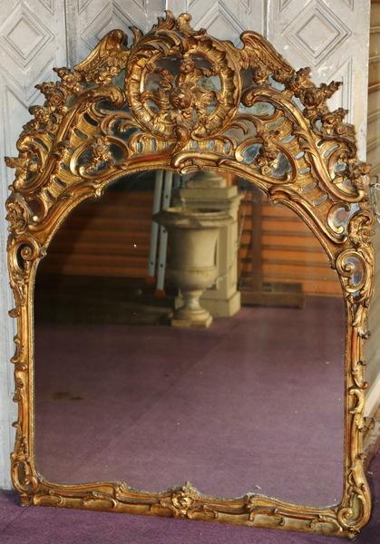 Mirror 18th