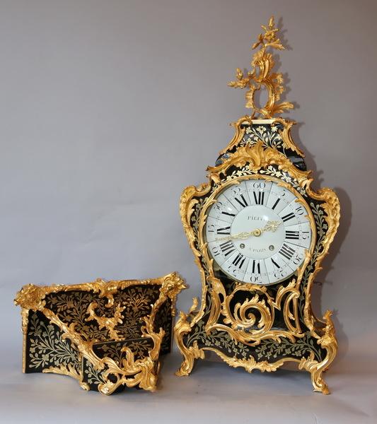 Cartel par Jean Jacques FIEFFE ep Louis XV