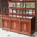 Service furniture style Empire circa 1850