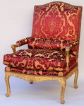 Large armchair 17th