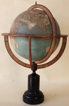 Relief globe. By Thury and Belnet