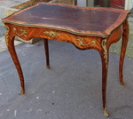 Table bureau de dame circa 1880