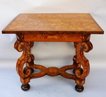 Dutch style coffee table circa 1880