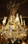 Chandelier Louis XVI style early twentieth