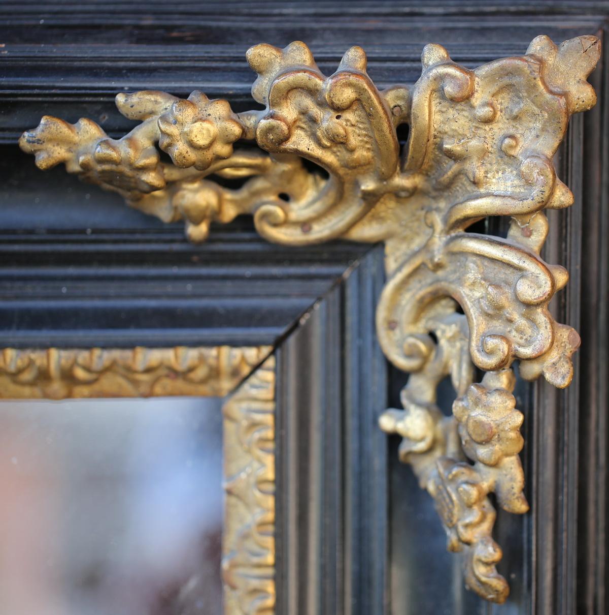 Pair of frames Italy XVIII