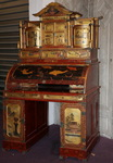 Lacquered desk from Japan circa 1880