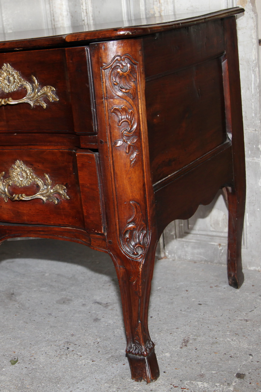 Commode Noyer XVIII