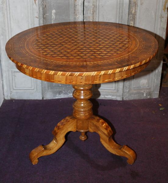 Pedestal XIX