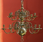 19th century Dutch chandelier