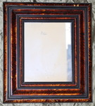 Cadre d'époque XVIIème