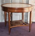 Pedestal Louis XVI style late nineteenth