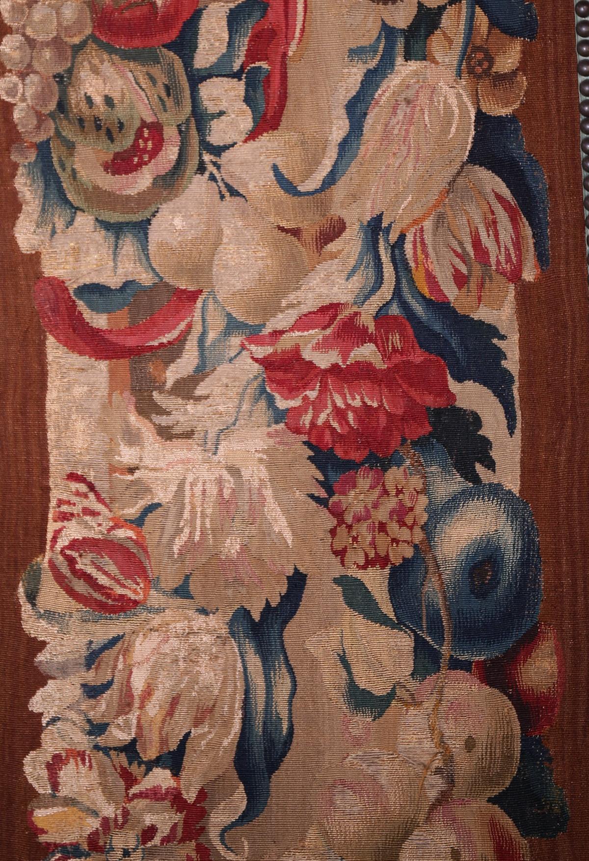 Screen tapestries Beauvais XVIII