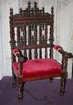 Portuguese armchair end XVIII