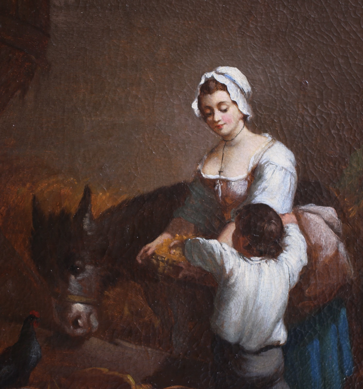 Ecole Française fin du XVIII