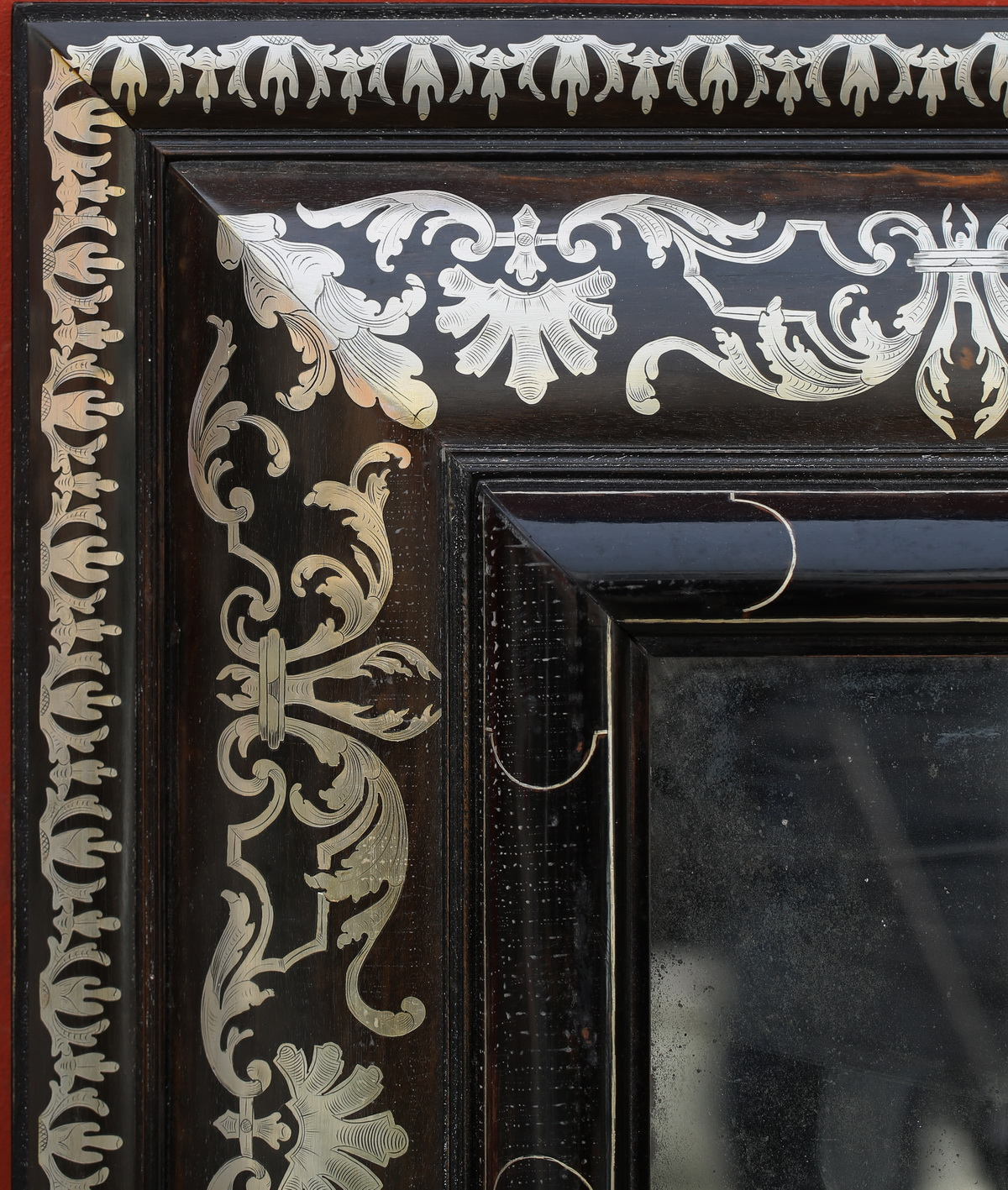 Mirror frame Louis XIV style