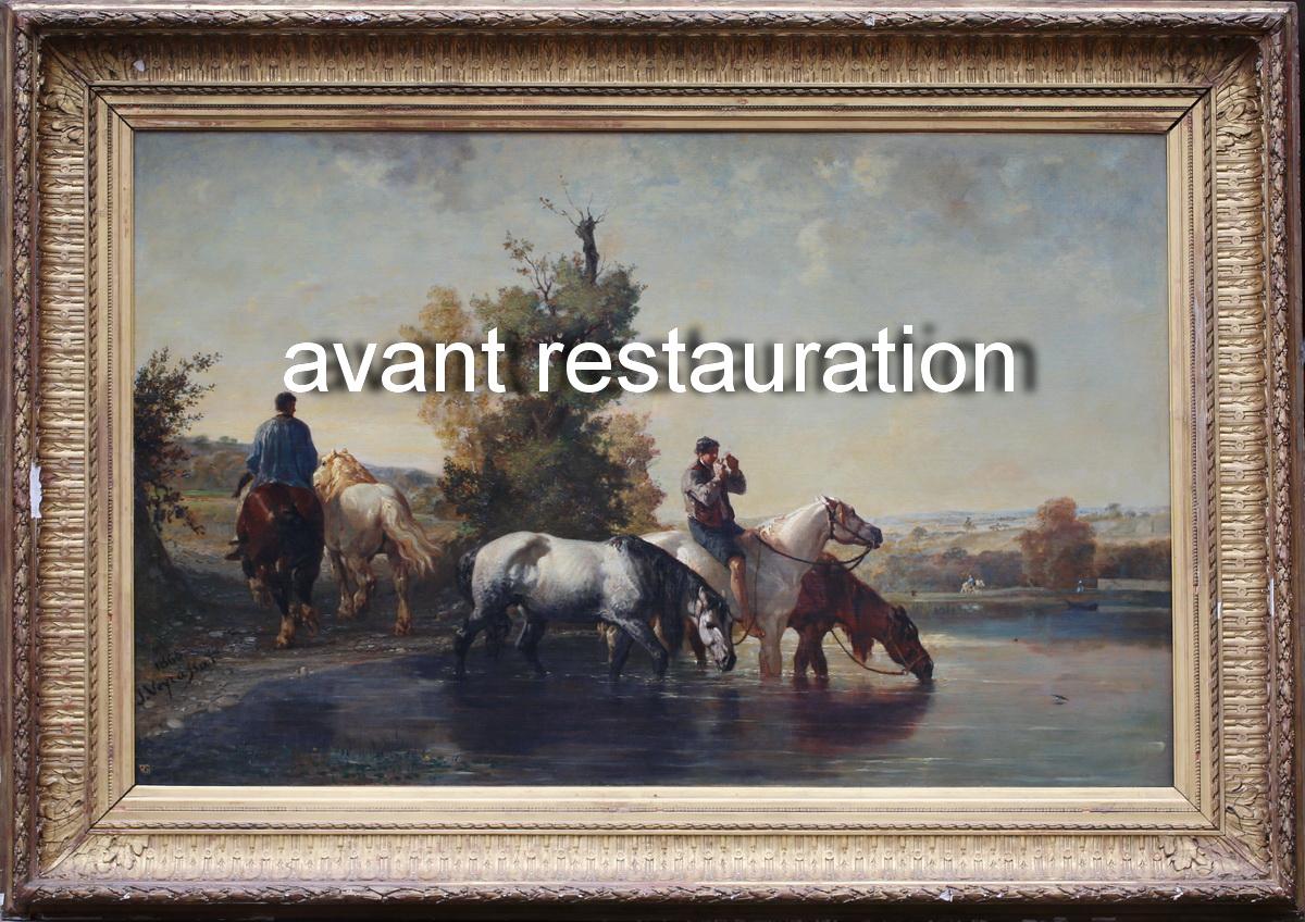 Jules Jacques VEYRASSAT 1828-1893
