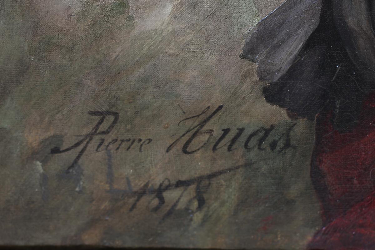 Pierre Adolphe HUAS 1838-1900