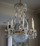 Chandelier foreign work circa 1810
