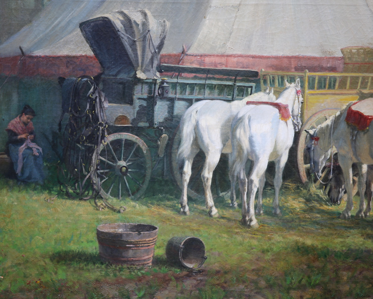 Charles Edouard FRERE 1837-1894