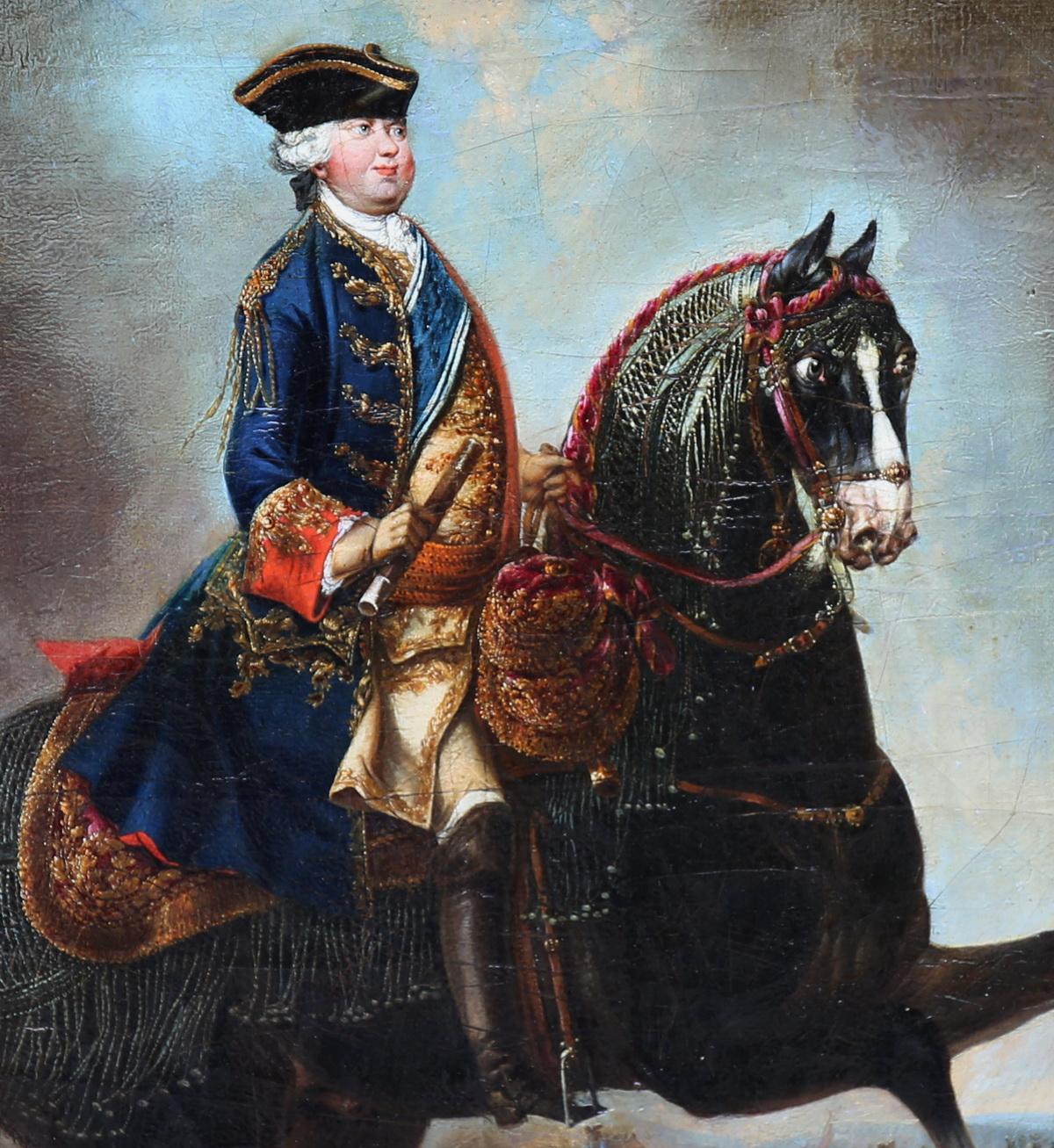 Ecole Anglaise du XVIII