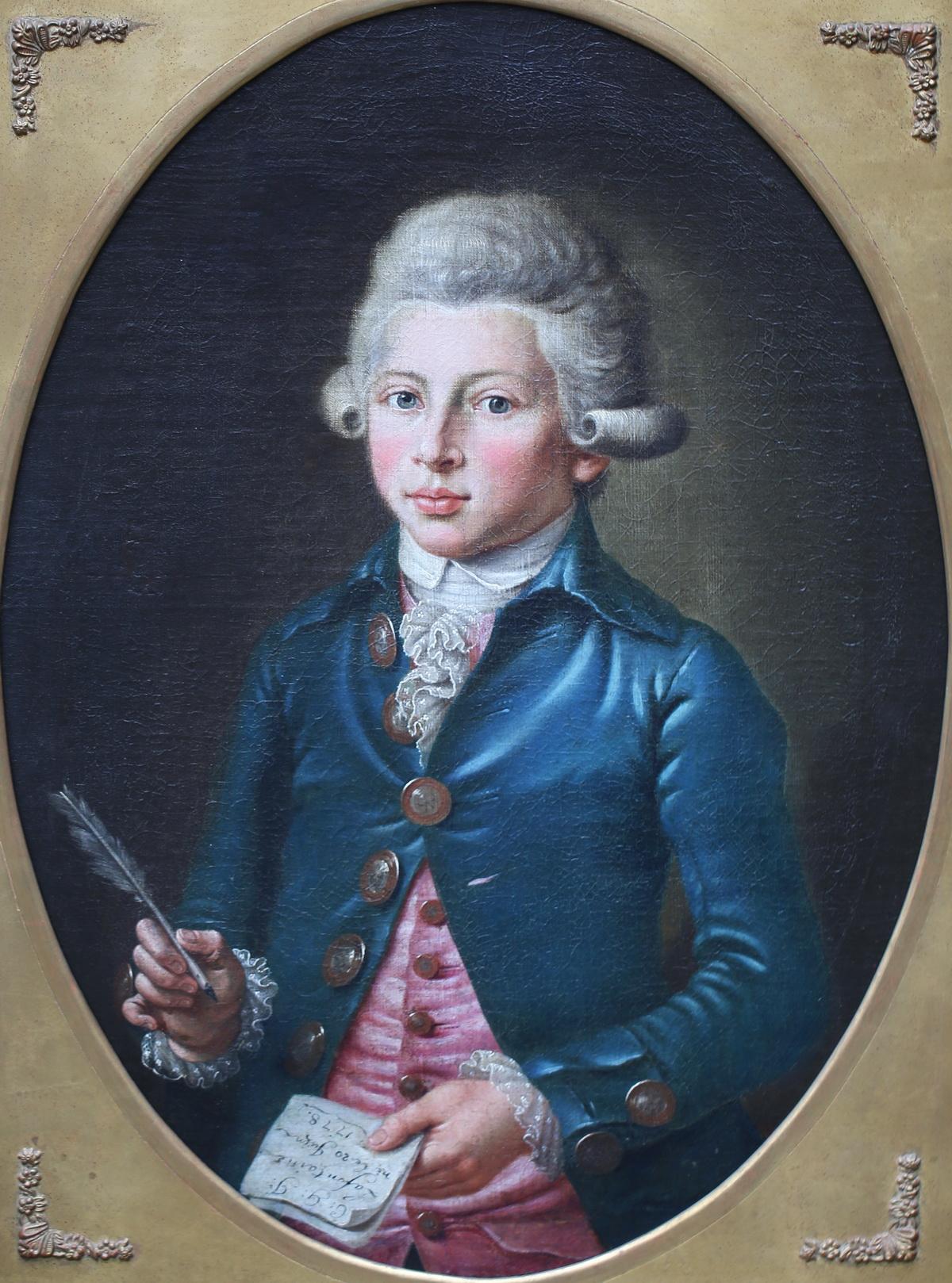 Ecole Française fin XVIII début XIXème