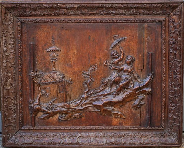 Boiserie époque XVIIIème