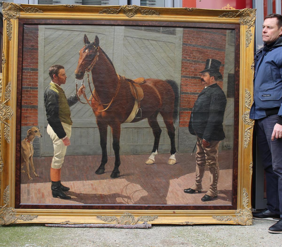 Belgian School late nineteenth