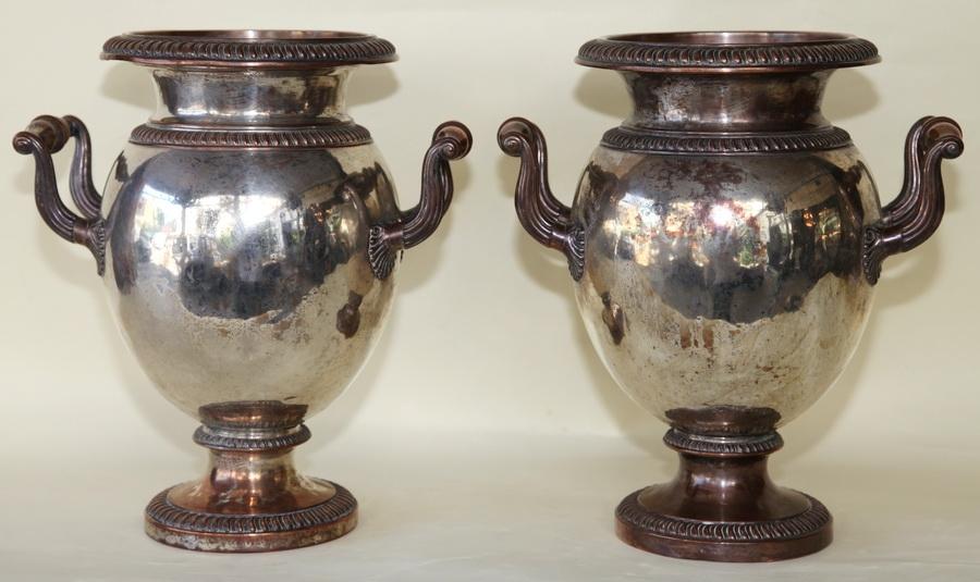 Pair of rafraichissoirs circa 1830