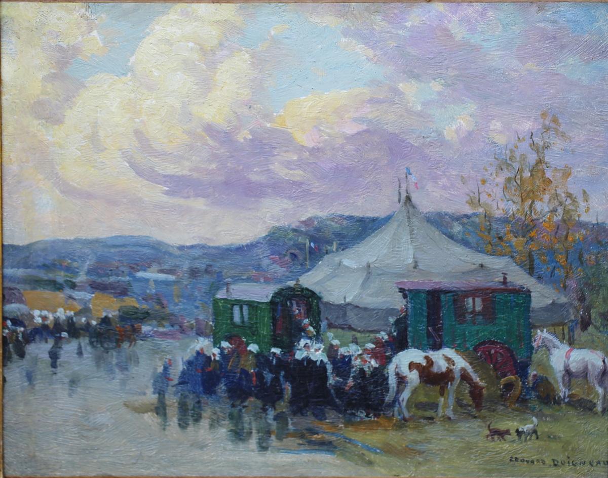Edouard DOIGNEAU 1865-1954