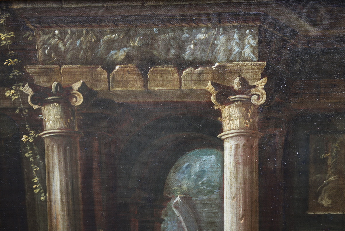 Ecole Italienne fin XVIIème