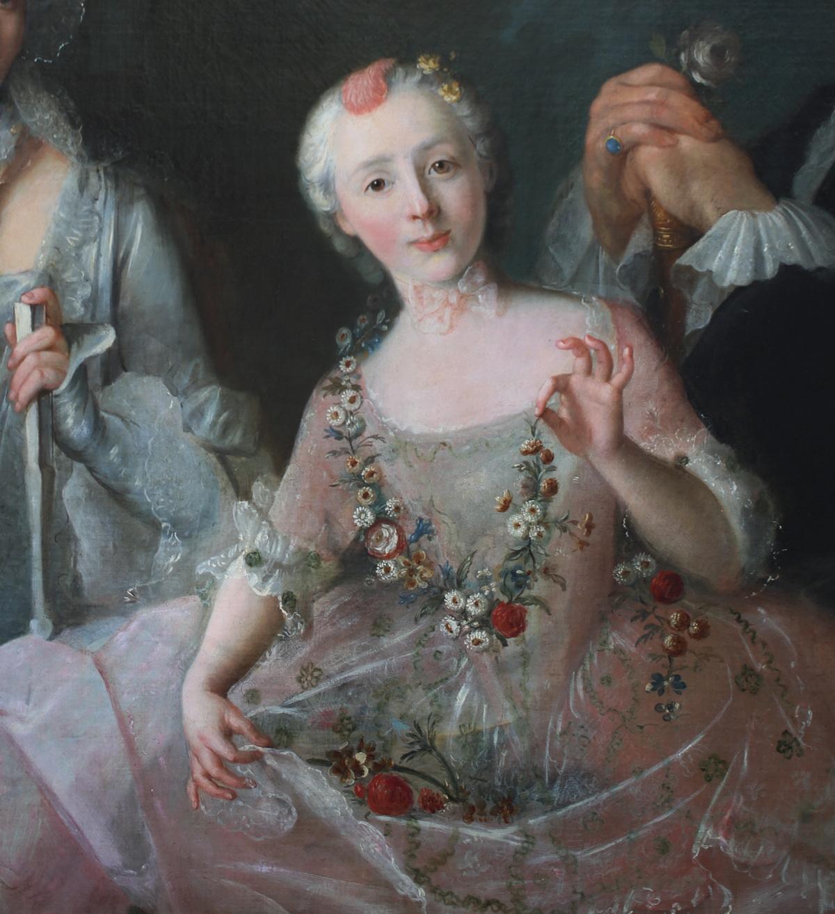 Jean Claude LEMAIRE actif au XVIIIème