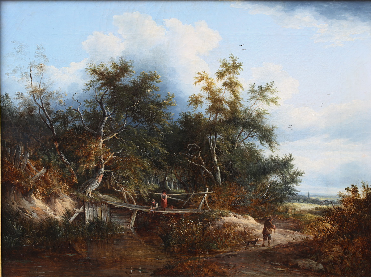 Camille Flers 1802-1868, attributed to