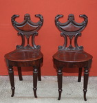 Pair of chairs circa 1850