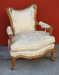Armchair period Louis XV