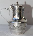Milk jug, Empire silver