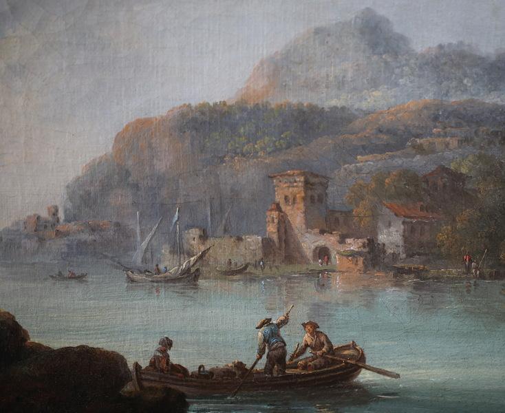 Ecole Française fin XVIIIème