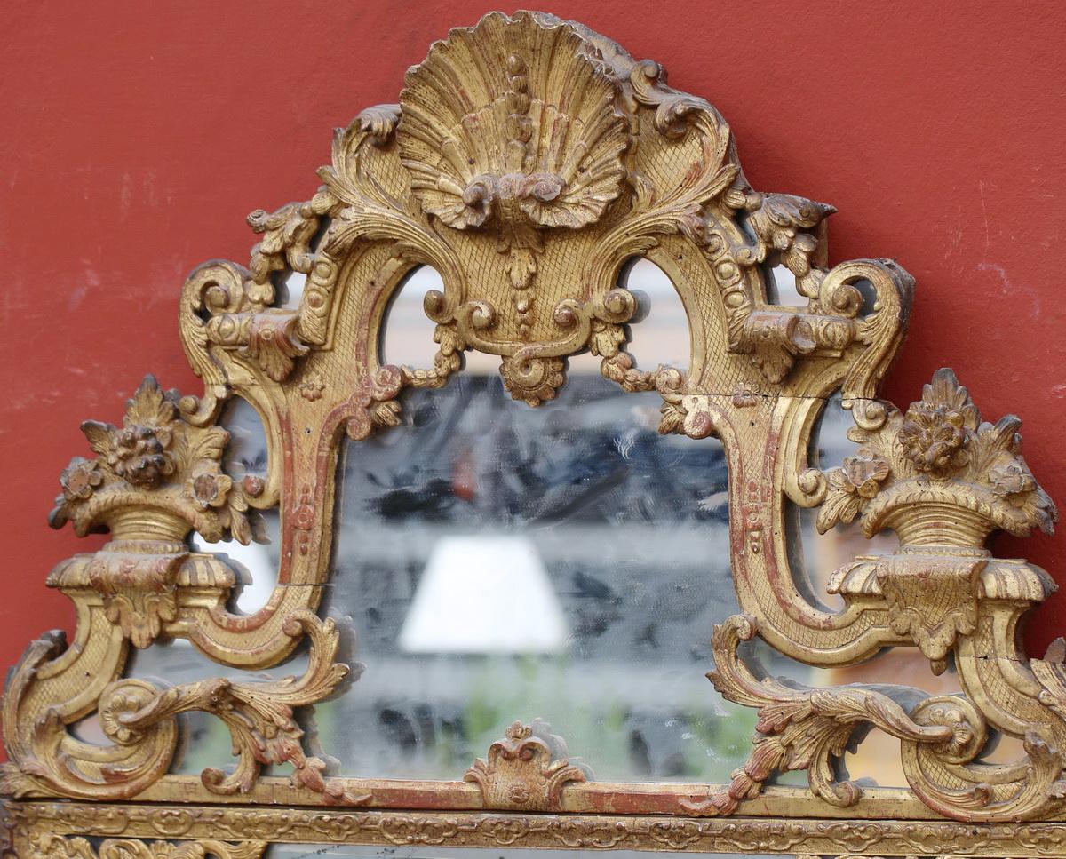 Regence Period Mirror