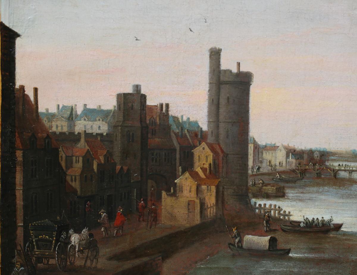 Hendrick MOMMERS 1623-1693 attribué à