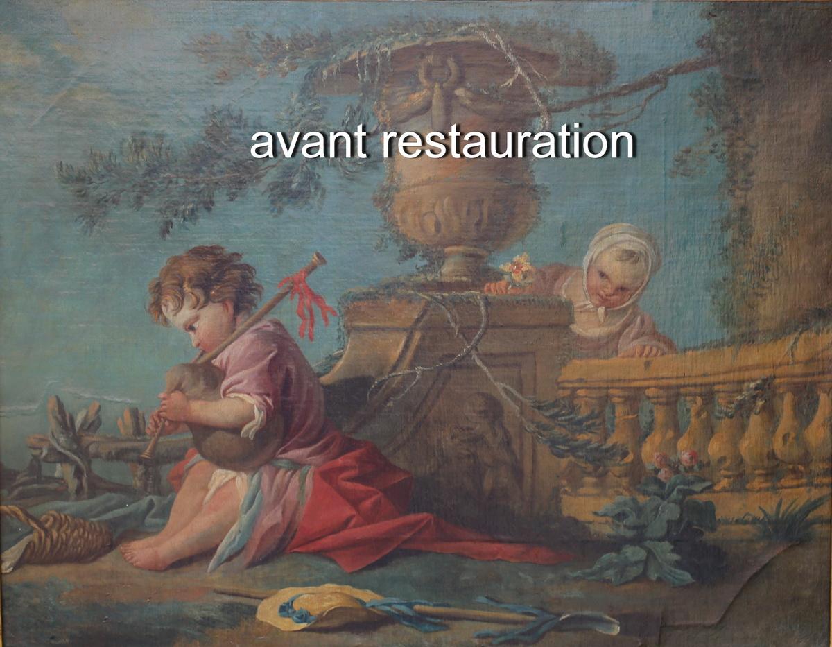 Ecole Française du XVIII