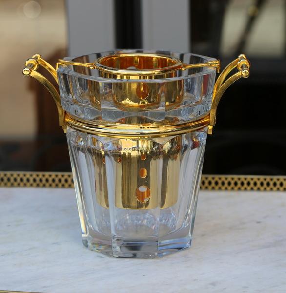 Baccarat seau à champagne, XX