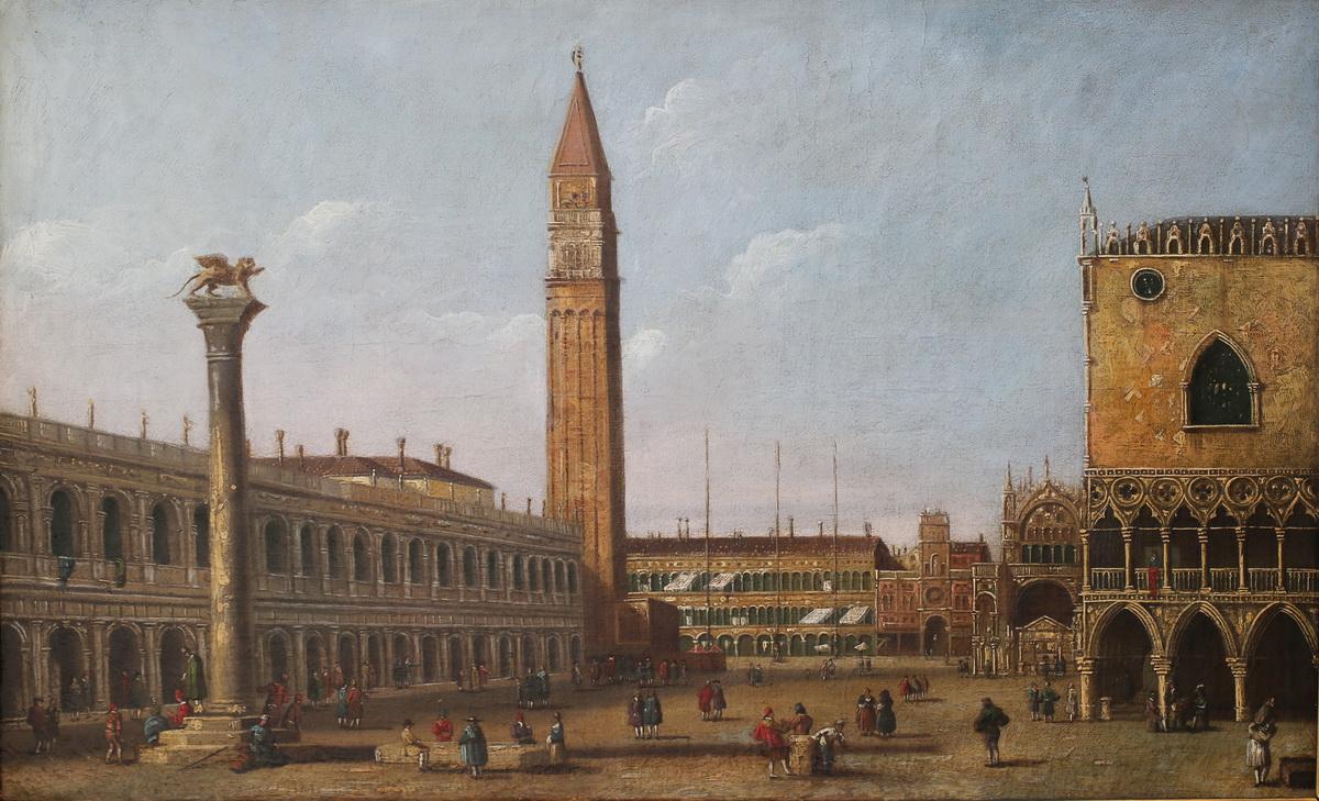 Ecole Vénitienne fin XIXème