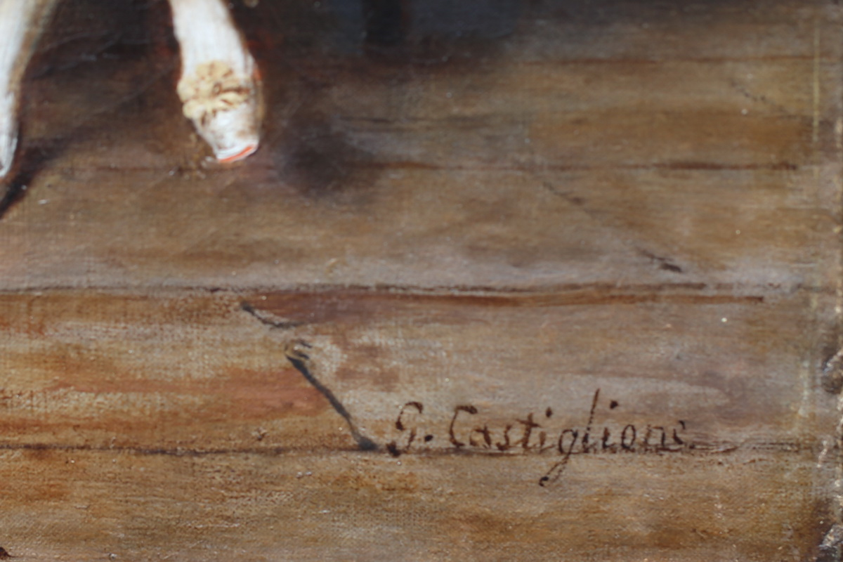 Giuseppe CASTIGLIONE 1829-1908