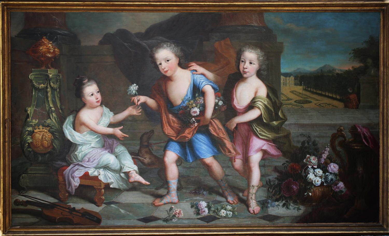Ecole Française début XVIII