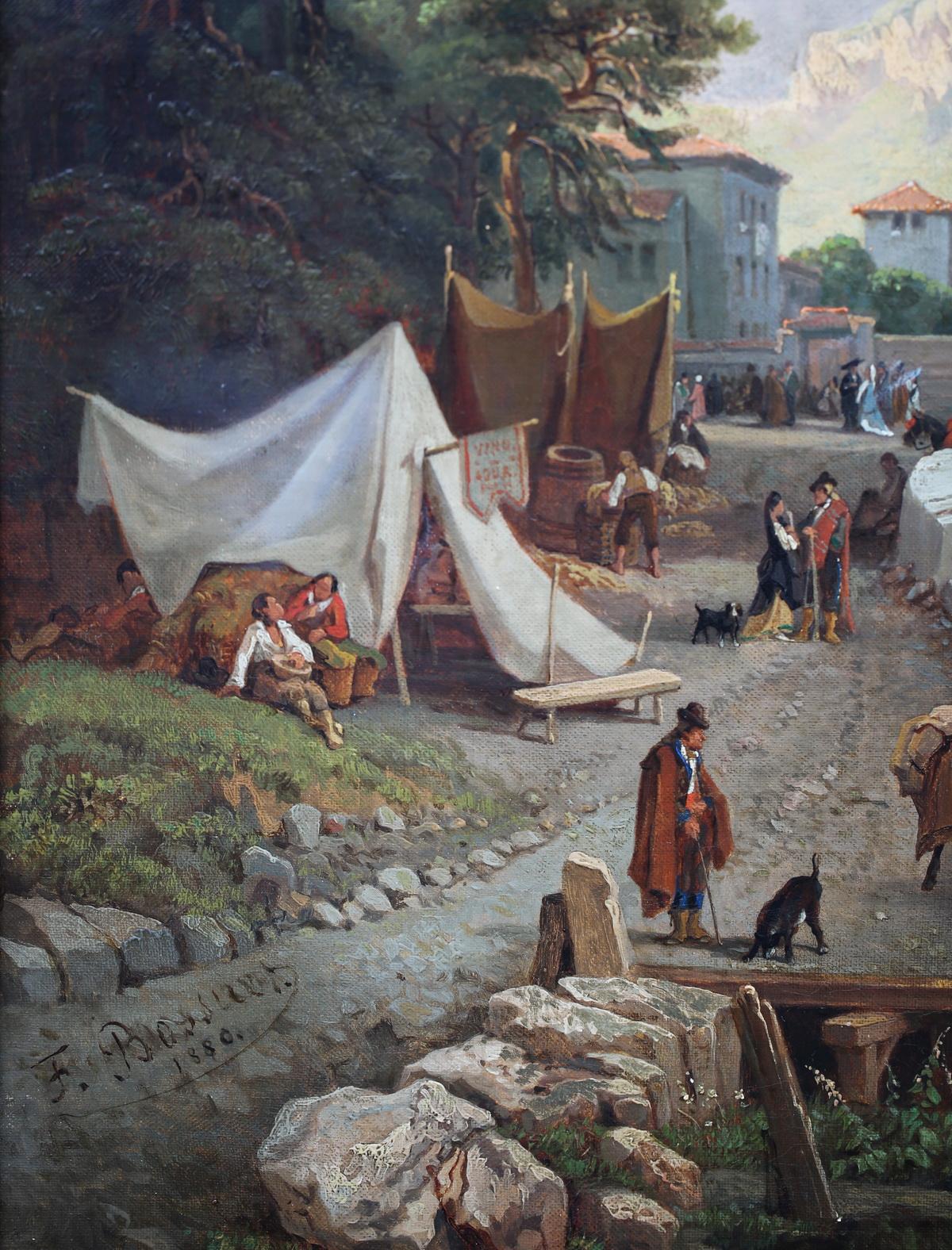 François Antoine BOSSUET 1798-1889