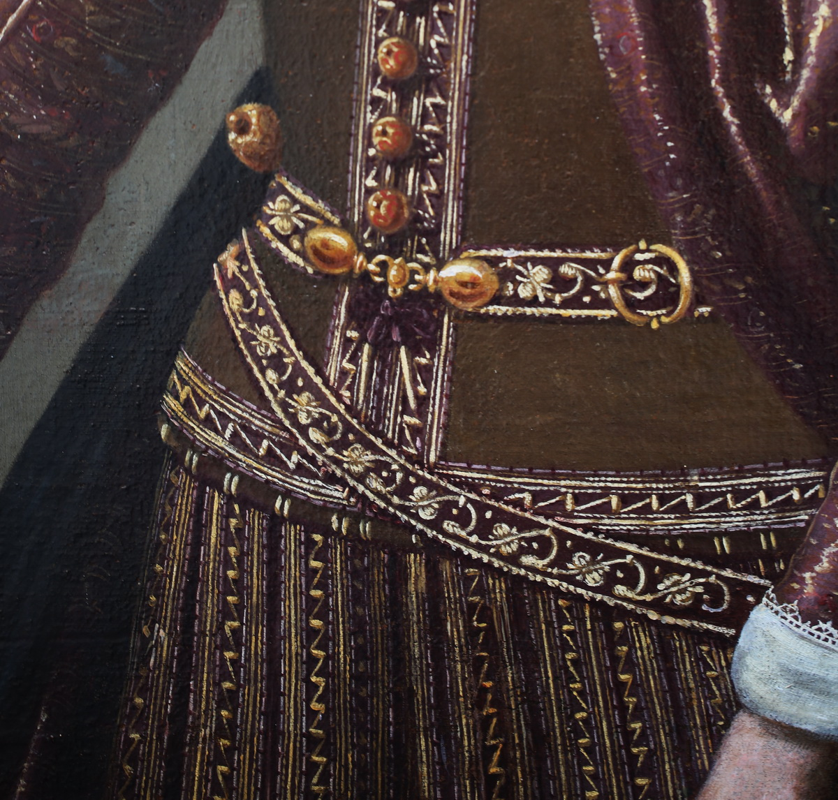 Valore CASINI attribué à, Ec. Ital du XVIIème