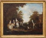 Lié Louis PÉRIN-SALBREUX 1753-1817 (Attrib.)