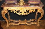 Console table Regence period
