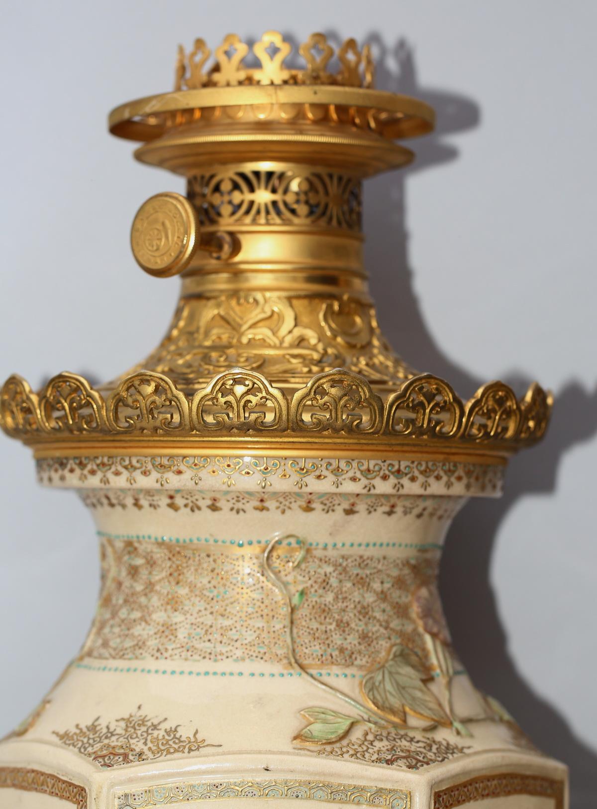 Lamps period N.III