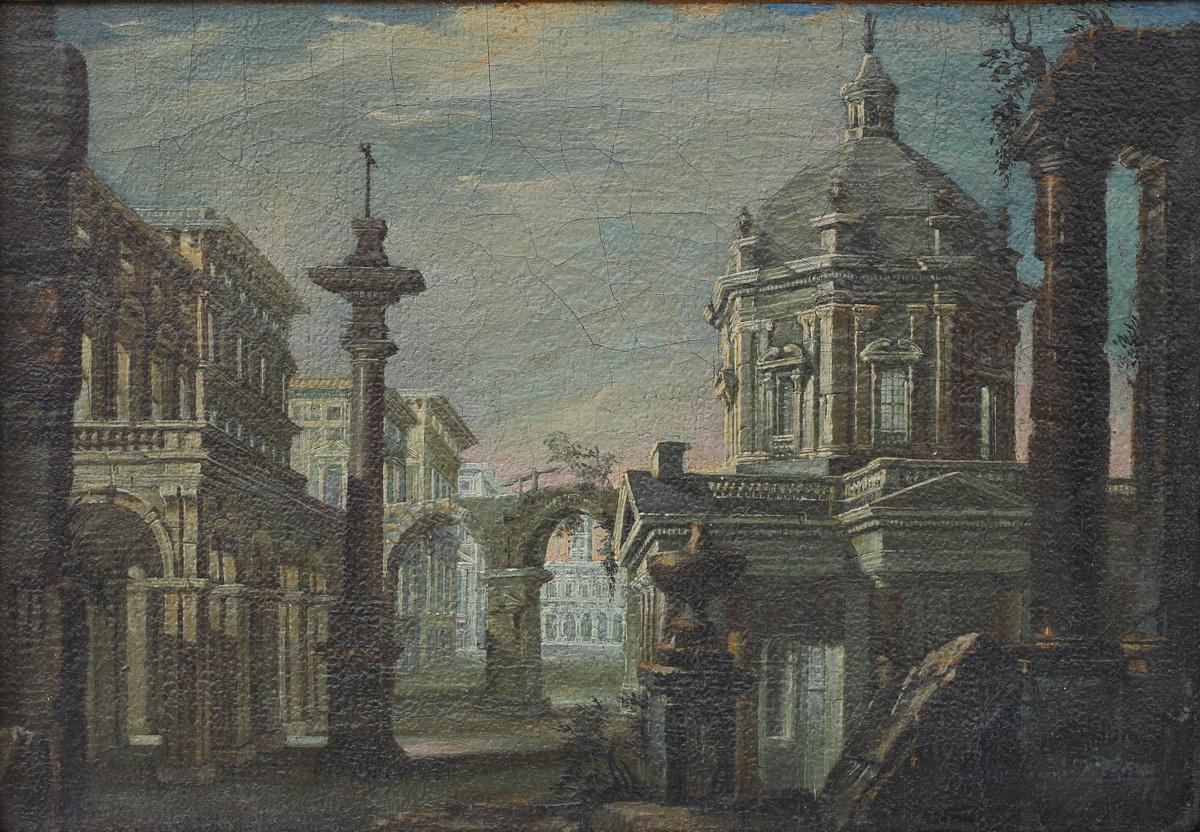 Ecole Italienne du XVIII